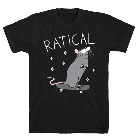 Ratical Rat Mens T-Shirt