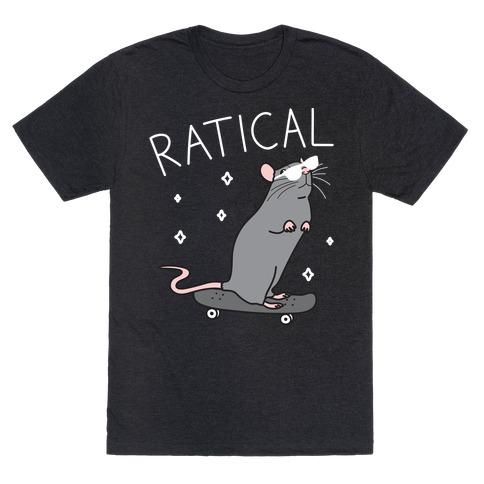 Ratical Rat Mens T-Shirt