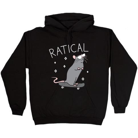 Ratical Rat Hooded Sweatshirt