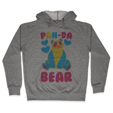 Pan-Da Bear Hooded Sweatshirt