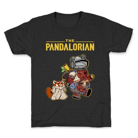 The Pandalorian Kids T-Shirt