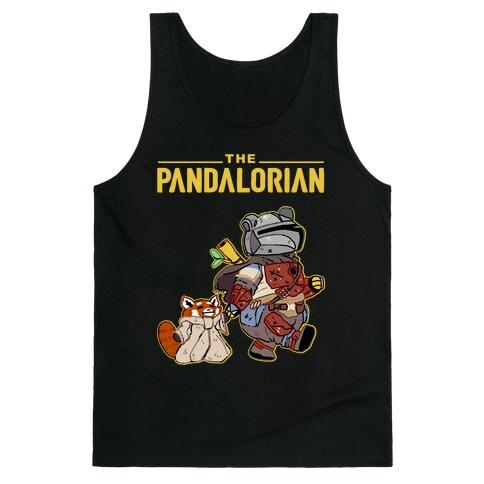 The Pandalorian Tank Top