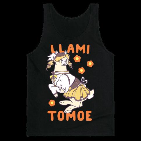 Llami Tomoe Tank Top