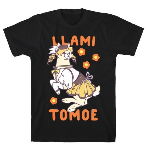 Llami Tomoe T-Shirt