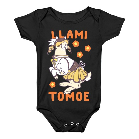 Llami Tomoe Baby Onesy