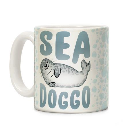 Sea Doggo Coffee Mug