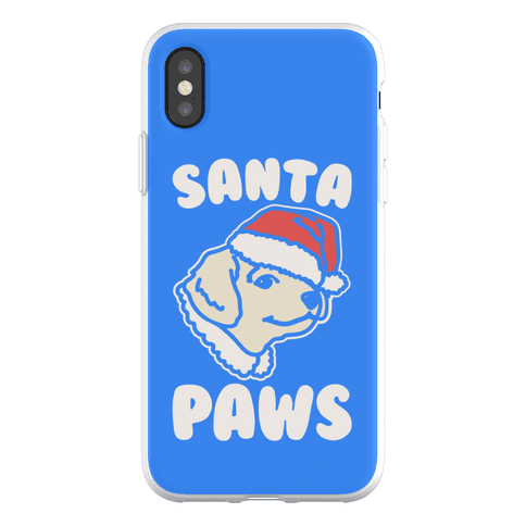 Santa Paws Phone Flexi-Case