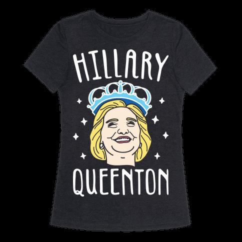Hillary Queenton (White)