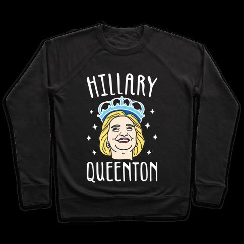 Hillary Queenton (White) Pullover