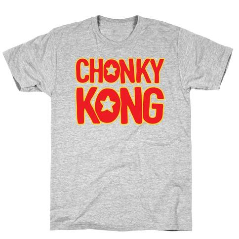 Chonky Kong Parody T-Shirt