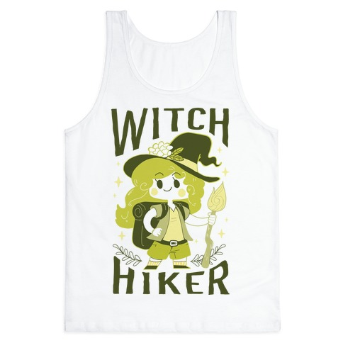 Witch Hiker Tank Top
