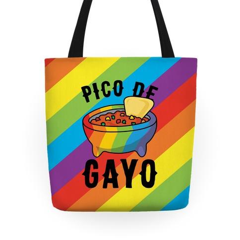 Pico De Gayo Tote