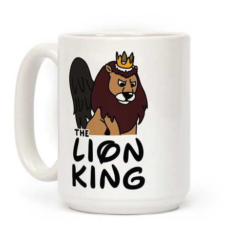 The Lion King Moonracer Coffee Mug