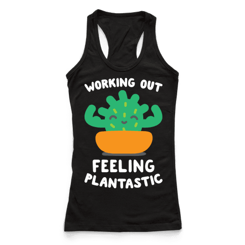 Working Out Feeling Plantastic