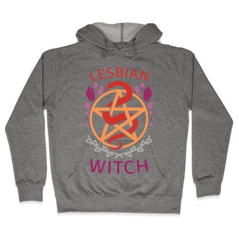 Lesbian Witch Hooded Sweatshirt