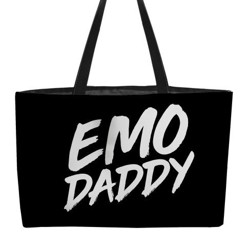 Emo Daddy Weekender Tote