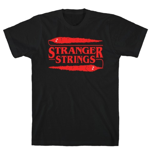 Stranger Strings T-Shirt