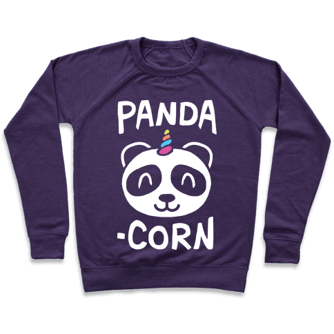 Panda-Corn Pullover