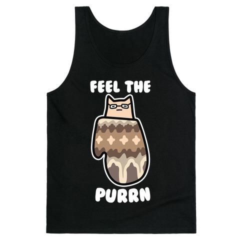Feel the Purrn Tank Top