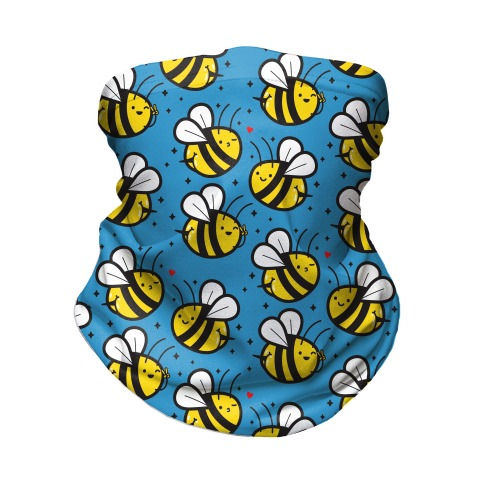 Bee Booties Neck Gaiter