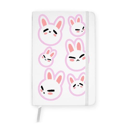 BunBun Pattern Notebook