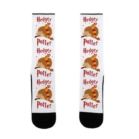 Hedgey Potter Sock