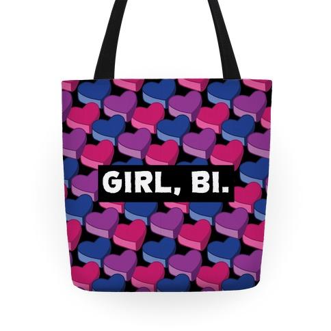 Girl, Bi. Tote