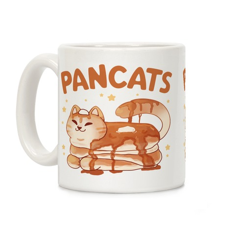 Pancats Coffee Mug