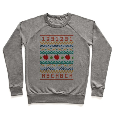 Ugly Teacher Sweater Pullover