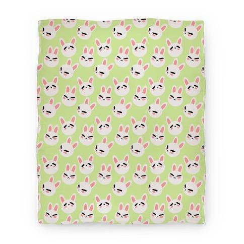 BunBun Pattern Blanket
