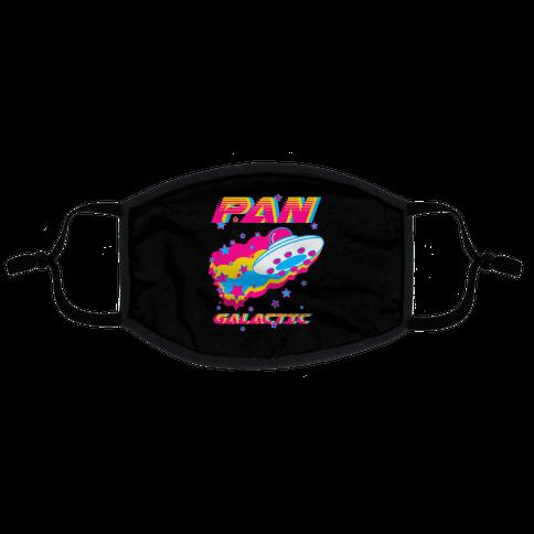 PAN Galactic Flat Face Mask