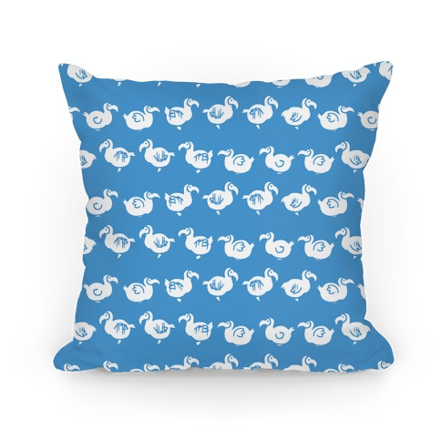 Flappy Dodo's Pillow