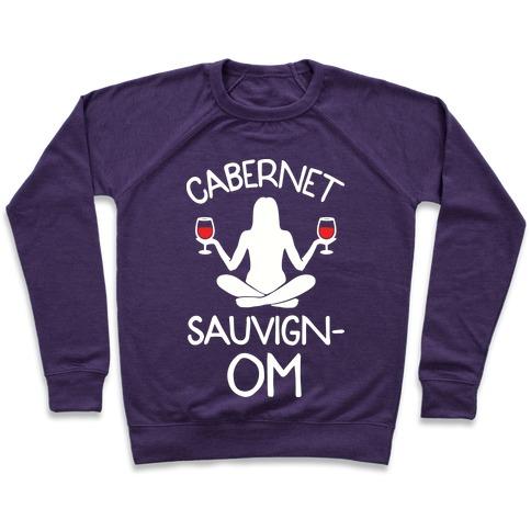 Cabernet Sauvign-OM Pullover