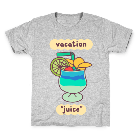 "Vacation ""Juice"" Kids T-Shirt"