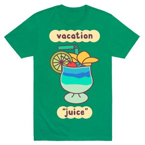 "Vacation ""Juice"" T-Shirt"