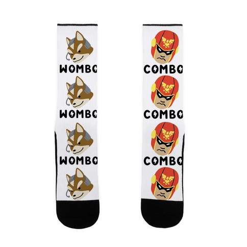 Wombo Combo Sock