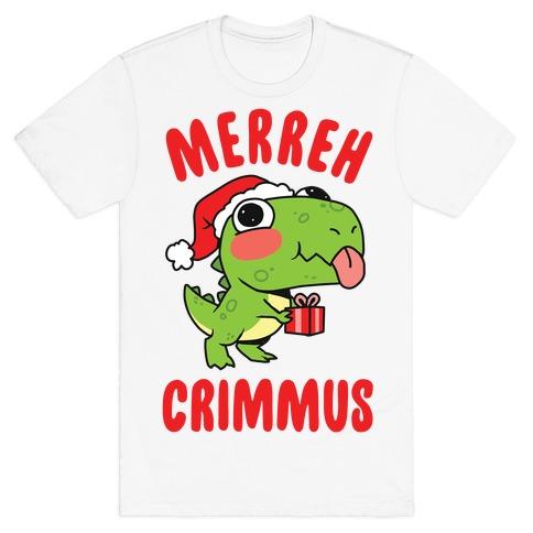 Merreh Crimmus T-Shirt