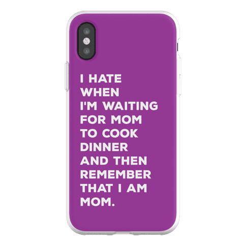 Remember That I Am Mom Phone Flexi-Case