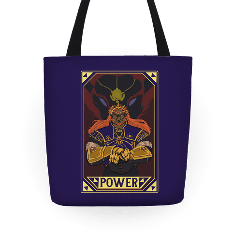 Power - Ganondorf Tote