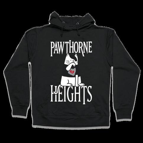 Pawthorne Heights Hooded Sweatshirt