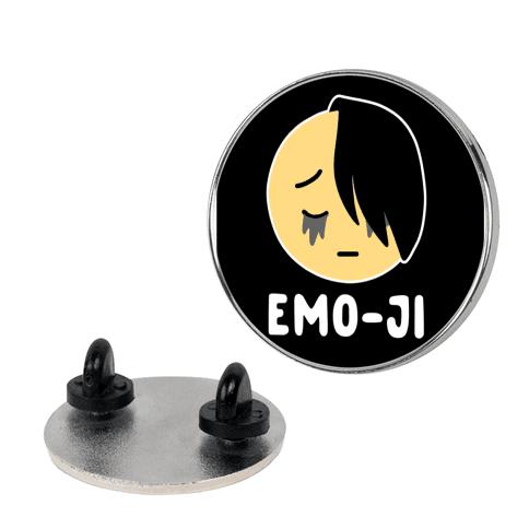 Emo-ji Pin