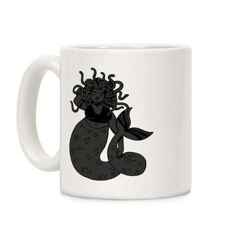 Merdusa (Mermaid Medusa) Coffee Mug
