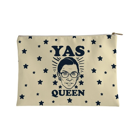 Yas Queen RBG Accessory Bag