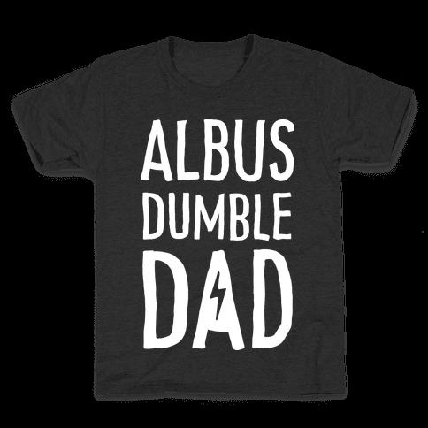 Albus Dumble Dad Kids T-Shirt