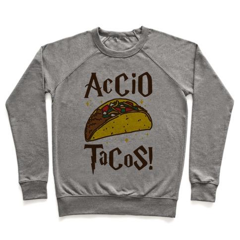 Accio Tacos Parody Pullover