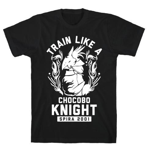 Train like a Chocobo Knight T-Shirt
