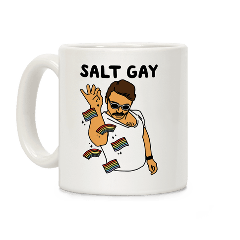 Salt Gay Coffee Mug