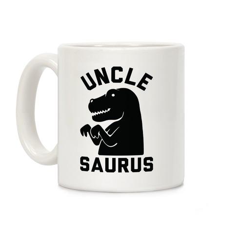 Uncle Saurus Coffee Mug