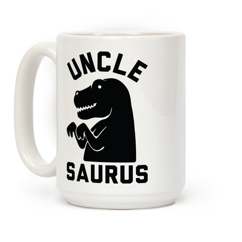 Uncle Saurus Coffee Mug