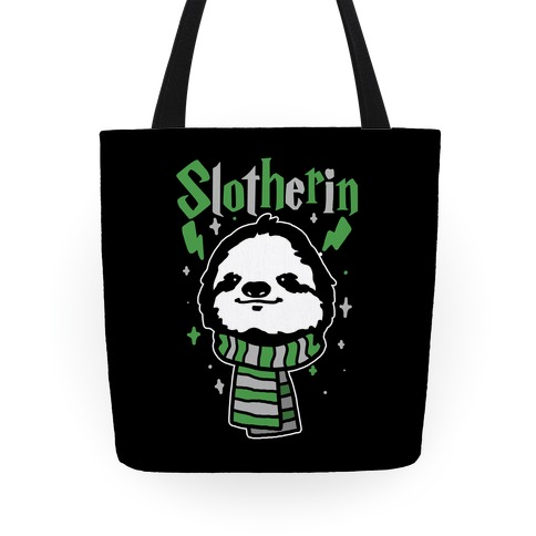 Slotherin Tote